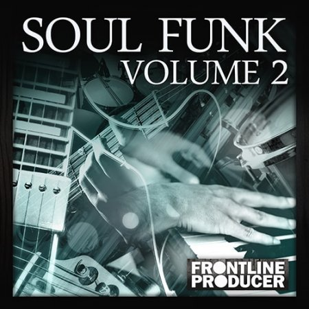 Frontline Producers Soul Funk 2