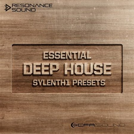 Resonance Sound CFA-Sound Essential Deep House Sylenth1
