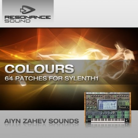 Resonance Sound Aiyn Zahev Sounds Colours Vol. 1