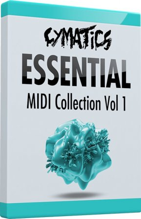 Cymatics Essential MIDI Collection Vol.1