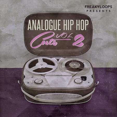 Freaky Loops Analogue Hip Hop Cuts Vol 2