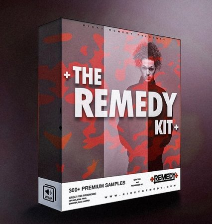 Ricky Remedy THE REMEDY KIT
