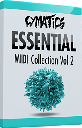 Cymatics Essential MIDI Collection Vol.2