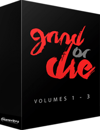 Industrykits Grind or Die Vol 1-3