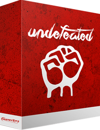 Industrykits Undefeated DrumKit SSO