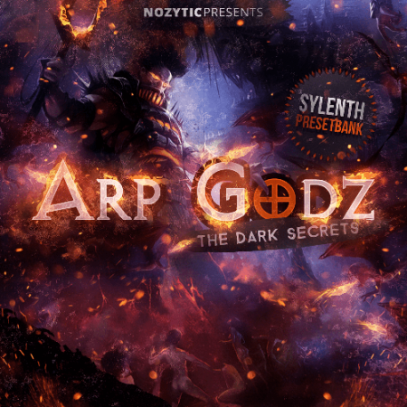 Nozytic Music Arp Godz Sylenth Bank
