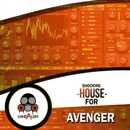 Vandalism Sounds Shocking House For Avenger