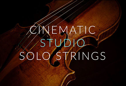 Cinematic Studio Solo Strings (KONTAKT)