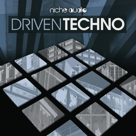 Niche Audio Driven Techno for Ableton Live and Maschine