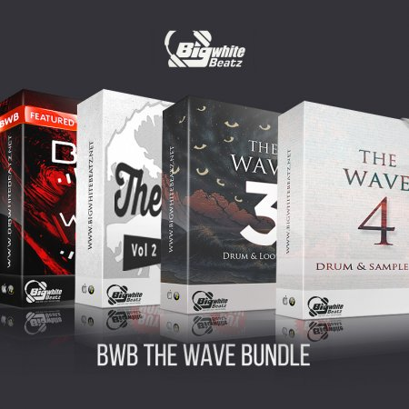 BigWhite Beatz BWB THE WAVE Vol 1-4