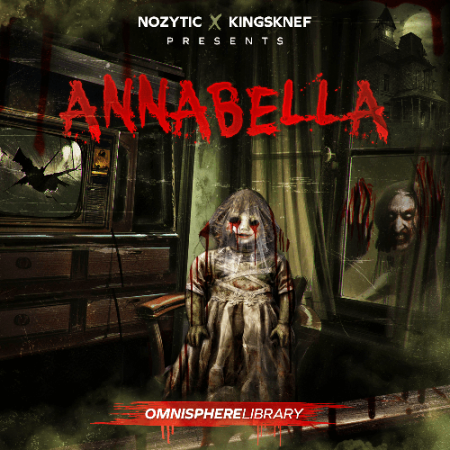 Nozytic Music Annabella For Omnisphere 2