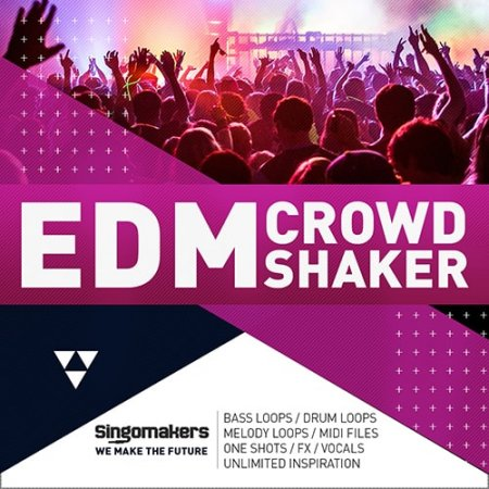 Singomakers EDM Crowd Shaker
