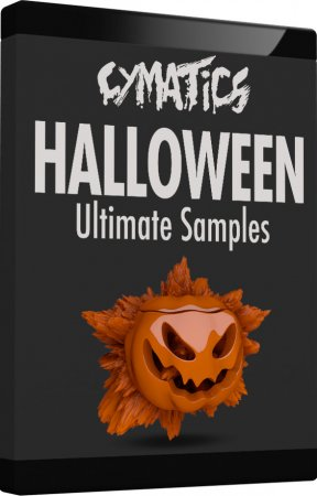 Cymatics Halloween Ultimate Samples