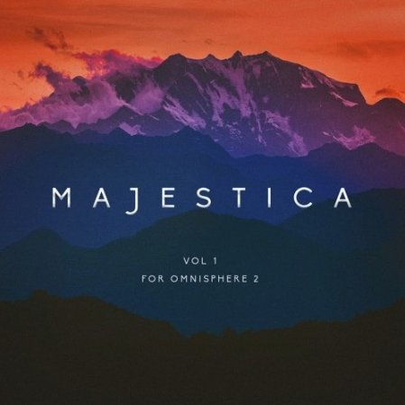 Rocky Mountain Sounds Majestica Vol 1 for Omnisphere 2