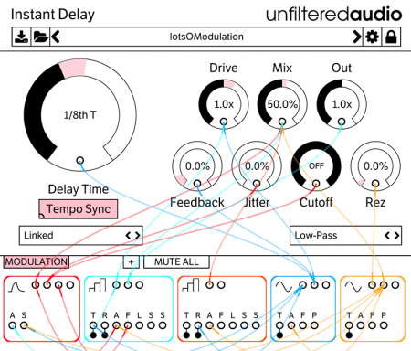Unfiltered Audio Instant Delay v1.0 x86 x64