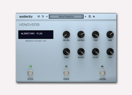 Audiority XenoVerb v1.0.5 x86 x64