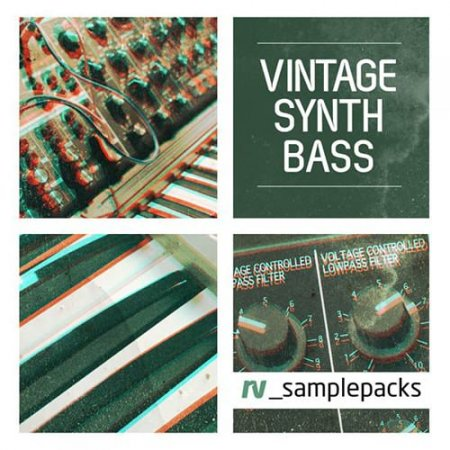 RV Samplepacks Vintage Synth Bass