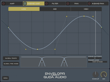 Guda Audio EnvelopR v1.0 x86 x64