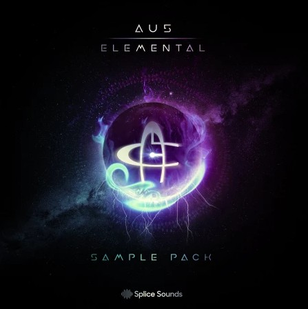Splice Sounds Au5 Elemental Sample Pack