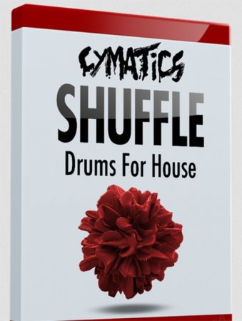 Cymatics Shuffle Drums for House