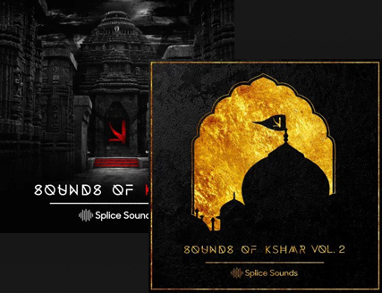 Splice Sounds of KSHMR Vol.1-2