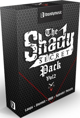 LBandyMusic The Shady Secret Pack Vol 2