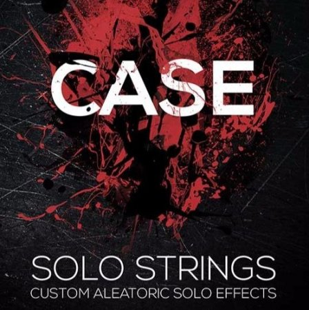 8Dio CASE Solo Strings FX (KONTAKT)