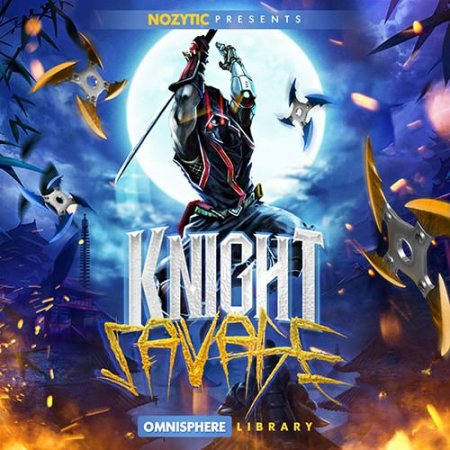Nozytic Knight Savage For Omnisphere