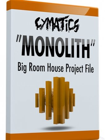 Cymatics Monolith Big Room House Project File