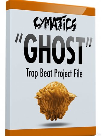 Cymatics Ghost Trap Beat Project File
