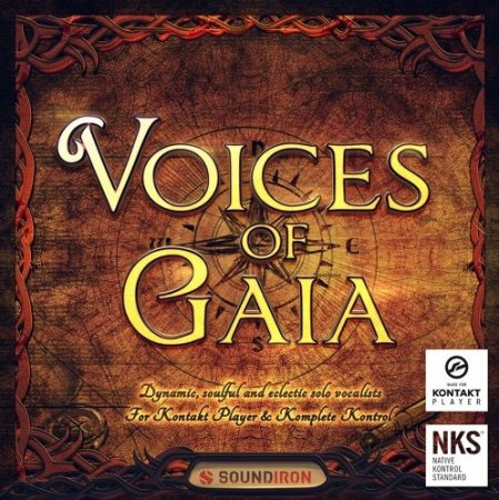 Soundiron Voices Of Gaia (KONTAKT)