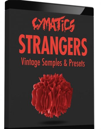 Cymatics Strangers Vintage Samples and Presets