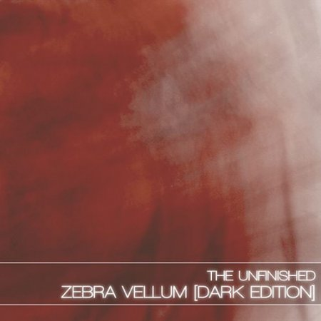 The Unfinished Zebra Vellum Dark Edition