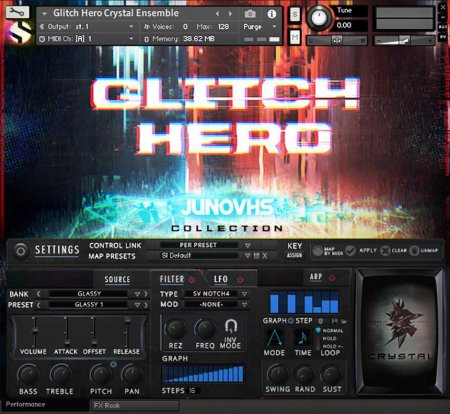 Soundiron Glitch Hero (KONTAKT)