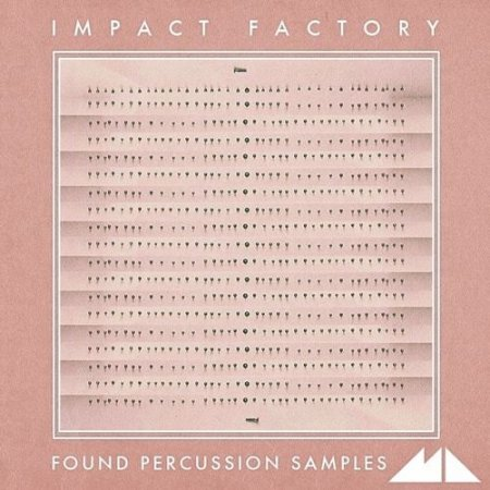 ModeAudio Impact Factory Found Percussion Samples