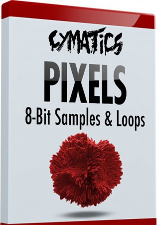 Cymatics Pixels 8-Bit Samples and Loops