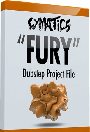 Cymatics Fury Dubstep Project File
