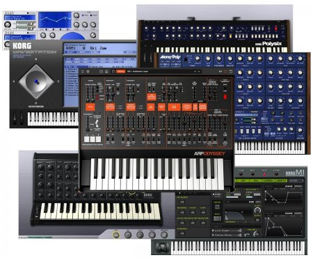 KORG Collection 2018.05.20 x86 x64