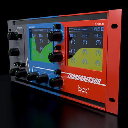 Boz Digital Labs Transgressor v1.0.7 x86 x64