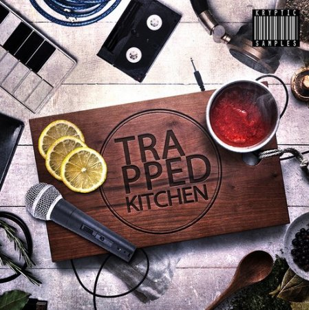 Kryptic Samples Trapped Kitchen