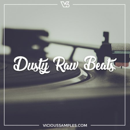 Vicious Samples Dusty Raw Beats Sound Pack