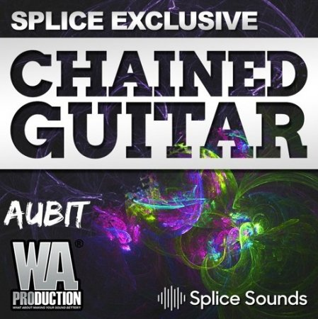 WA Production Chained Guitar