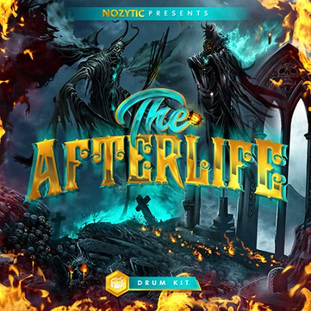 Nozytic The Afterlife Drum Kit