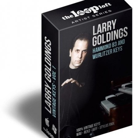 The Loop Loft Larry Goldings Vintage Keys Vol. 1