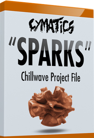 Cymatics Sparks Chillwave Project File