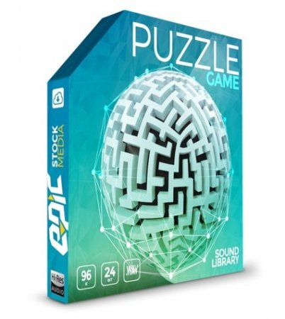 Epic Stock Media Puzzle Game