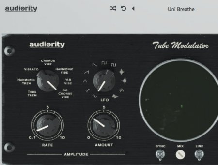 Audiority Tube Modulator v1.0.1 x86 x64