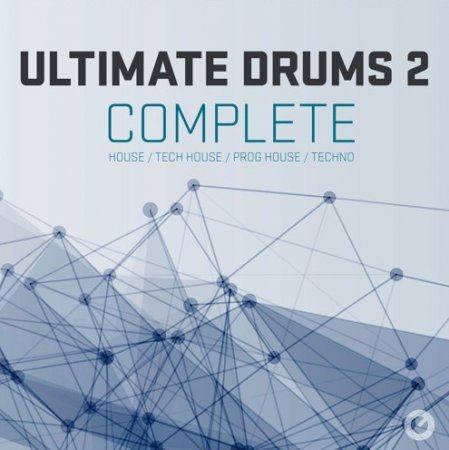 Sonic Academy Ultimate Drums 2 Progressive House Pack