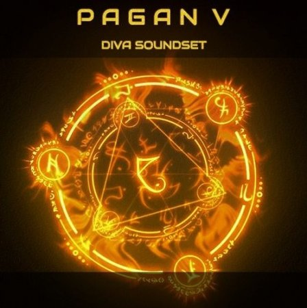 Triple Spiral Audio Pagan V for Diva