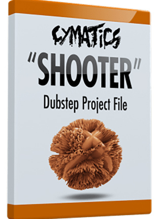 Cymatics Shooter Dubstep Project File